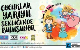 Yarıyıl Tatili Kadıköy'de Güzel!