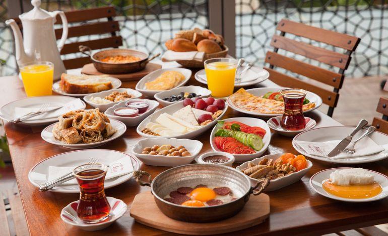 En Lezzetli Kahvaltıların Adresi!..