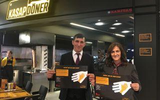 Kasapdöner'in Yeni Servislerinde 'Hayat Sende'