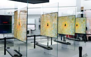 LG Signature Oled Tv W Serisi ile Televizyon Tasarımı Yeni Bir Seviyeye Yükseliyor