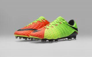 Nike Hypervenom 3'ü Tanıttı