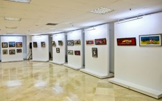 'Doğadan Sanata' Resim Sergisi TSKM'de Açıldı