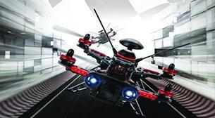 Drone Yarış Ligi Türkiye 1. Etap