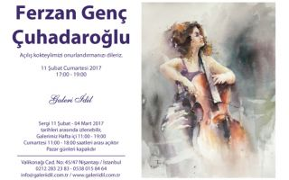 Ferzan Genç Çuhadaroğlu Resim Sergisi