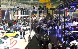 İstanbul Autoshow 2017 'Geleceğe Yakından Bakın'