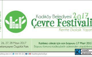 Kadıköy'de Çevre Festivali
