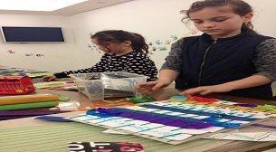 Kolaj Sanat 5 - 7 yaş