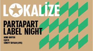 Lokalize: Partapart Label Night - M