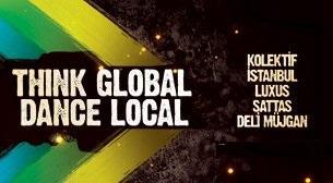 Think Global Dance Local