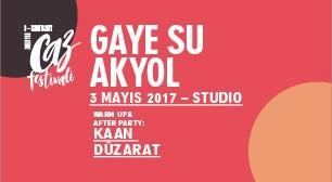 Zorlu PSM Caz Festivali: Gaye Su