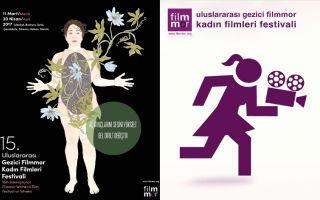 15. Uluslararası Gezici Filmmor Kadın Filmleri Festivali Geliyor