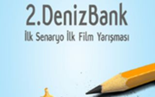 2. Denizbank ilk Senaryo ilk Film Yarışmasına Yoğun İlgi!
