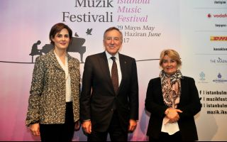 45. İstanbul Müzik Festivali Programı Açıklandı