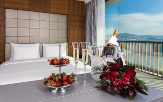 Aşk ve Romantizm The Grand Tarabya Otel'de Yaşanır…
