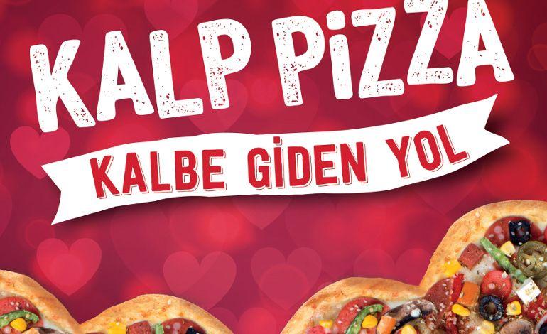 Bu Pizzalar Hem Romantik Hem Ekonomik