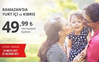 Pegasus, Misafirlerini Ramazan'da 49,99 Tl'den Başlayan Fiyatlarla Uçuracak