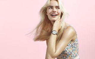 Esprit Saatleri Baharda Gümüş Tonlarının Işıltısıyla Canlanıyor