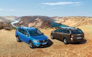 Yeni Dacia Logan MCV Stepway: Stepway Ailesinin En Yeni Üyesi
