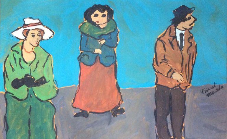 Ali Şahinler – Doğan Timurlenk'in Kolleksiyonlarından Bir Seçki Sergi