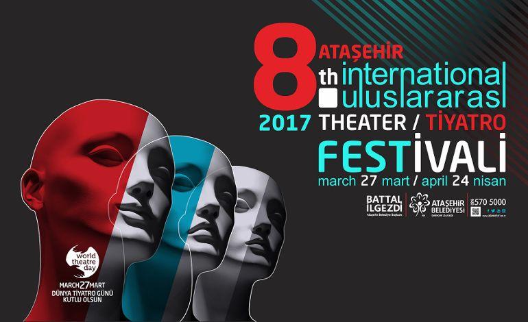 8. Uluslararası Ataşehir Tiyatro Festivali