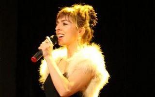 Ajda Ahu Giray'ın Fransız şansonları Konseri