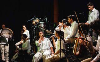 Boğaziçi Üniversitesi Folklor Kulübü Dans Müzik Gösterisi