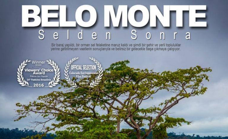 Dünya Su Günü kapsamında Belo Monte - Selden Sonra
