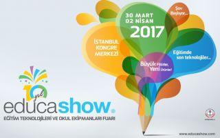 Educashow Eğitim Teknolojileri ve Okul Ekipmanları Fuarı