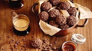 EKS Mutfak - Çikolata Yapımı
