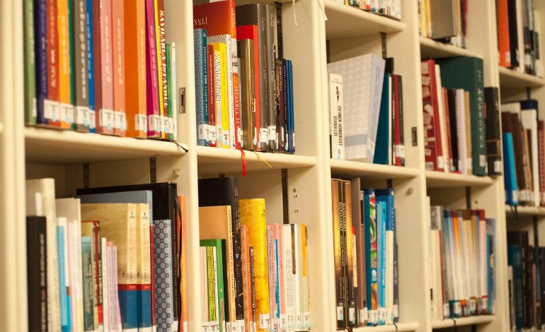 İstanbul Araştırmaları Enstitüsü'nde Kütüphane Haftası!