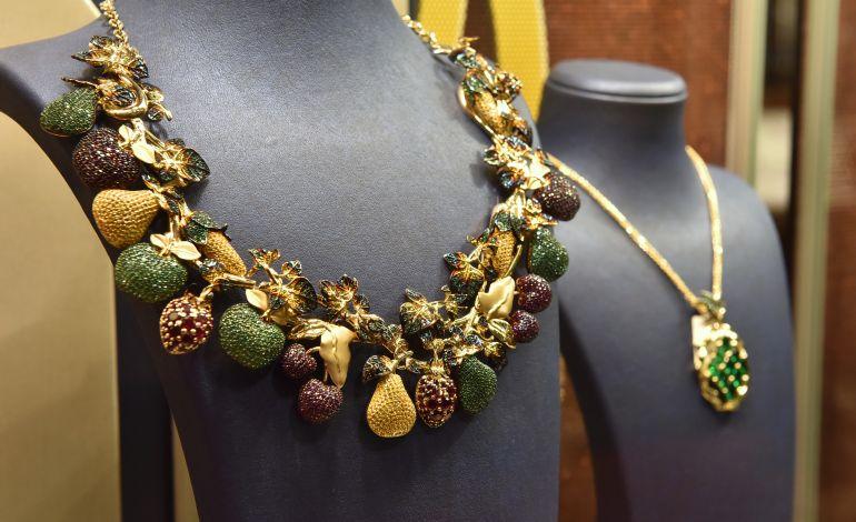 İstanbul Jewelry Show Mücevher Fuarı