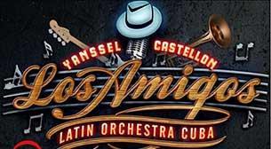 Küba Salsa Dans Gecesi - Los Amigos