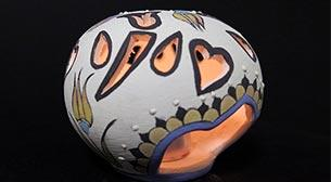 Masterpiece Handmade - Çini Mumluk