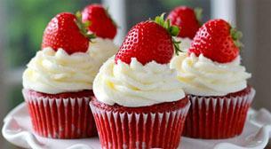 Minik Şeflerle Cupcake