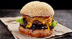 MSA - Burger & Fries