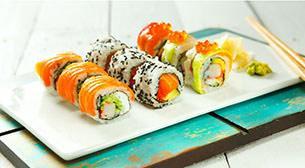 MSA-Küçük Gurme 2-Sushi (10-14 Yaş)