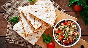 Mutfakta Bir Meksikalı!