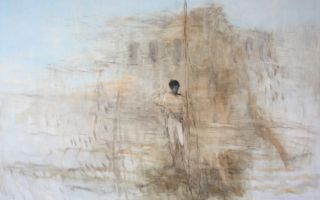 Nejdet Vergili 'Sessiz Hayaller' Resim Sergisi