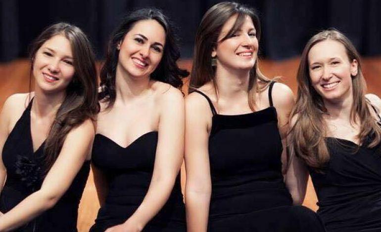 Nemeth Quartet Dört Kadın Müzisyen
