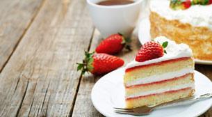 Pandispanya ve Pasta Yapımı