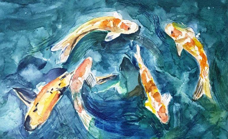 'Su'dan Hikayeler 2' Yine Venüs Sanat'ta…