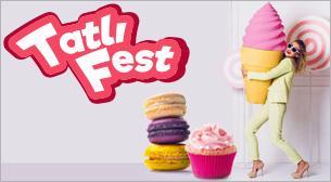 TatlıFest - Kombine - 5-6-7 Mayıs