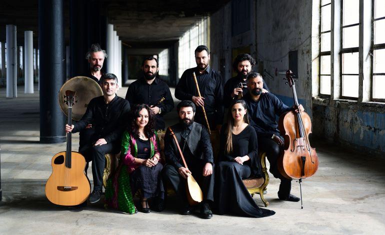 The Secret Ensemble & Mahsa Vahdat