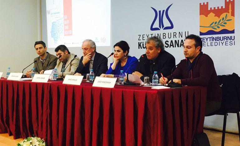 Uluslararası Zeytinburnu Öykü Festivali Başlıyor!