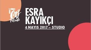 Zorlu PSM Caz Festivali: Esra Kayık