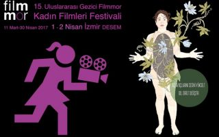 15. Filmmor Kadın Filmleri Festivali 31 Mart - 02 Nisan'da İzmir'de