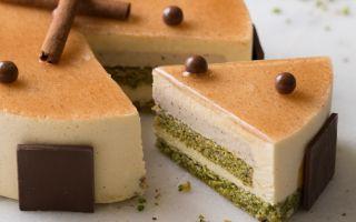Özsüt'ten Kış Sürprizi: Salepli Pasta