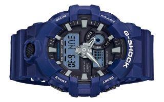 G-Shock'un Asİ Yüzü : Ga-700 / Ga-710GB