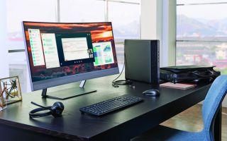 HP, Yeni Masaüstü ve Aio Bilgisayarları ile Ofislerin Görünümünü Yeniliyor