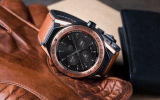 İsviçre Yapımı Etiketi Taşıyan ilk Lüks Akıllı Saat